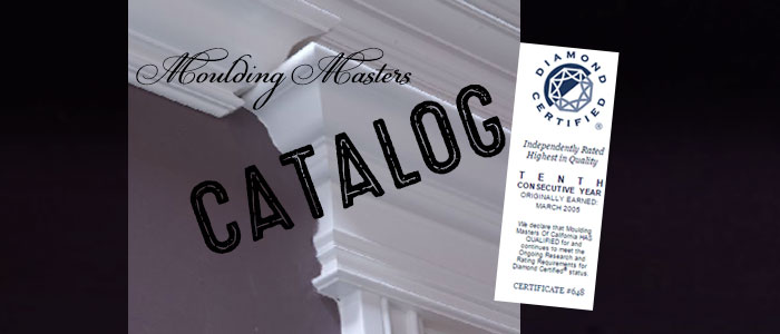 Moulding Masters Catalog